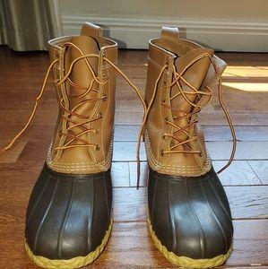 L.L. Bean men's boots size 12 M